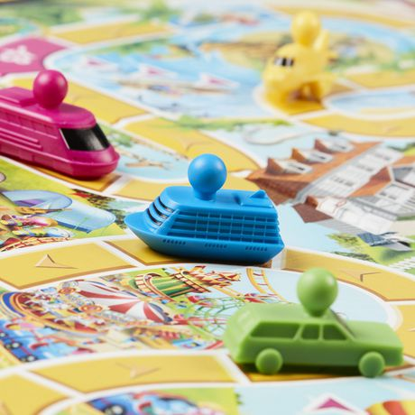 The Game of Life Junior Board Gam - image 5 of 5