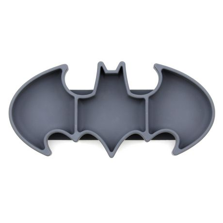 Bumkins - DC Comics Batman Grip Dish - image 1 of 4