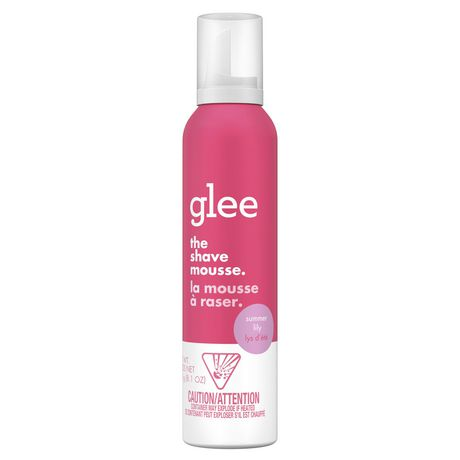 glee Summer Lily Shave Mousse - image 1 of 6