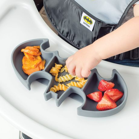 Bumkins - DC Comics Batman Grip Dish - image 2 of 4