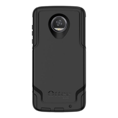 best cheap f2fa9 e7de3 Otterbox Commuter Case for Moto Z2 Play Black