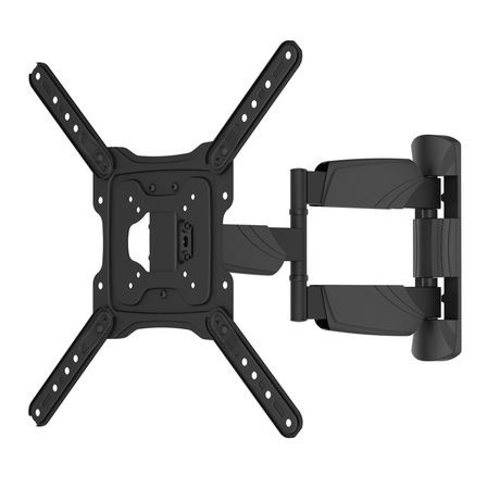 Tygerclaw 23 To 55 Inch Full Motion Wall Mount Walmart