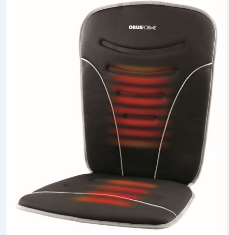 Obusforme Back Seat Heated Car Cushion CC HCC 01