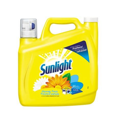 Sunlight Morning Fresh He Liquid Detergent Walmart Canada