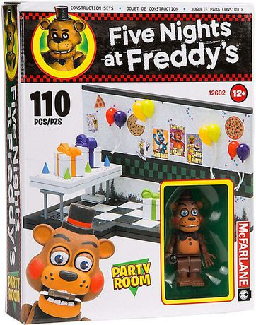 Lego How To Build A Lego Fnaf Parts And Services