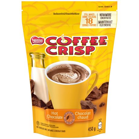 CARNATION Hot Chocolate Coffee Crisp Pouch - image 1 of 4
