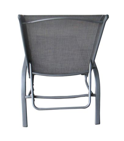 Mainstays Stacking Sling Lounge Chair Walmart Canada