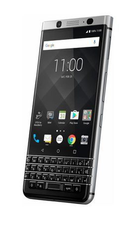 low priced 92af9 993ad TCL BlackBerry KEYone 4G Lte with 32GB Memory Cell Phone (unlocked) - Silver
