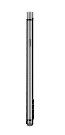 TCL BlackBerry KEYone 4G Lte with 32GB Memory Cell Phone (unlocked) - Silver - image 4 of 6