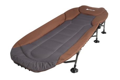 OZARK TRAIL OUTDOOR PADDED COT - image 3 of 6