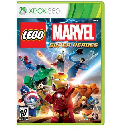 LEGO Marvel Super Heroes (Xbox 360) - image 1 of 1