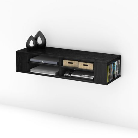 """South Shore City Life 48"""" Wall Mounted Media Console - image 1 of 5"""
