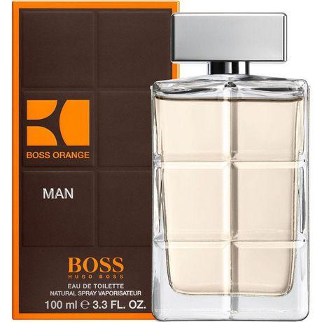 Hugo Boss Orange Eau De Toilette Spray For Men 100 Ml Walmart Canada