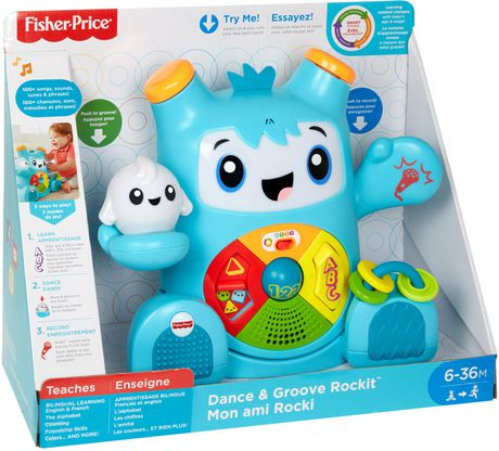 Fisher-Price Dance & Groove Rockit - Bilingual Version - image 5 of 8