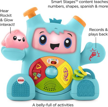 Fisher-Price Dance & Groove Rockit - Bilingual Version - image 6 of 8