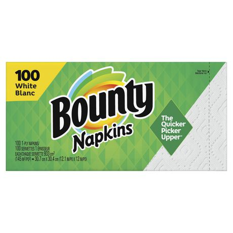 Bounty Quilted Napkins - image 1 of 6