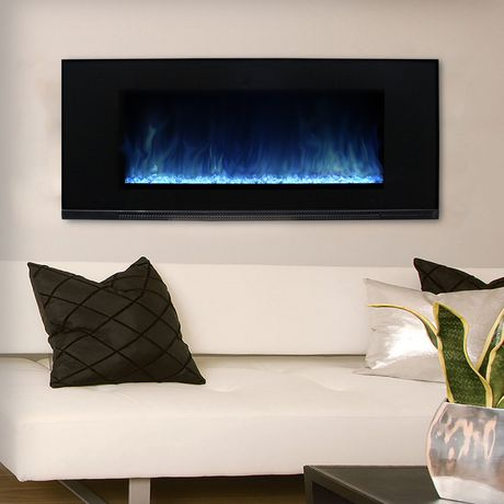 Paramount Mirage 50 Quot Wall Mount Electric Fireplace