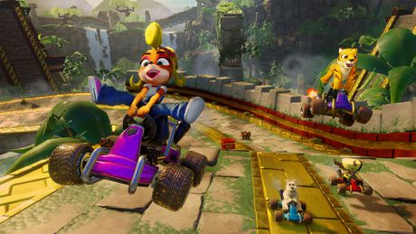 Crash Team Racing Nitro Fueled (PS4) - image 2 of 4