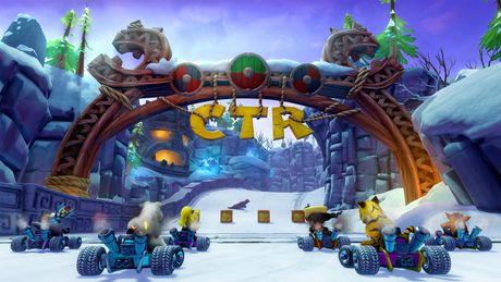 Jeu vidéo Crash Team Racing Nitro Fueled pour (Playstation 4) - image 3 de 4