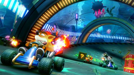 Jeu vidéo Crash Team Racing Nitro Fueled pour (Playstation 4) - image 4 de 4