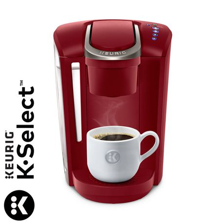 Keurig K Select Single Serve Coffee Maker Walmart Canada