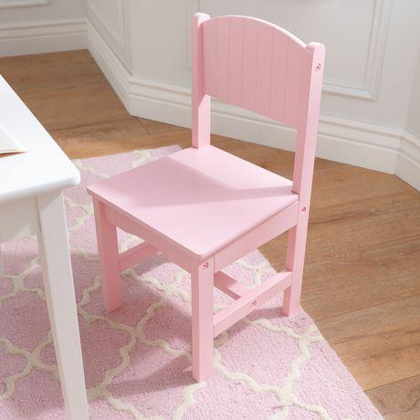 KidKraft Table et 4 chaises Nantucket - Pastel - image 7 de 7