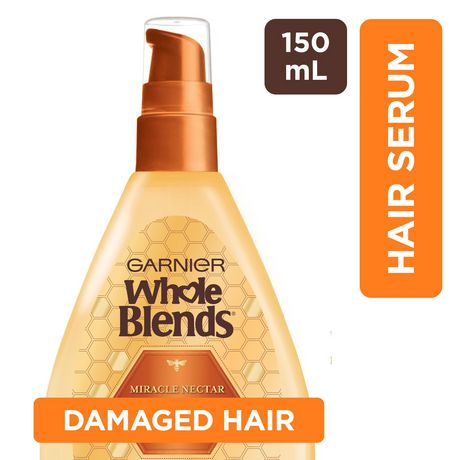 GARNIER Whole Blends Honey Treasures 10 Benefits for all hair types  Treatment, 150 mL