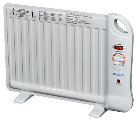 Newair Ah 400 Portable Space Heater Walmart Canada