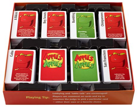 Apples to Apples Party Box Game - English - image 3 of 3