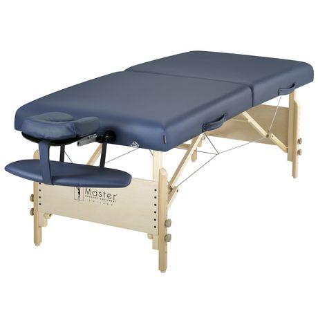 Master massage 30 coronado pro portable massage table walmart canada - Portable massage table walmart ...