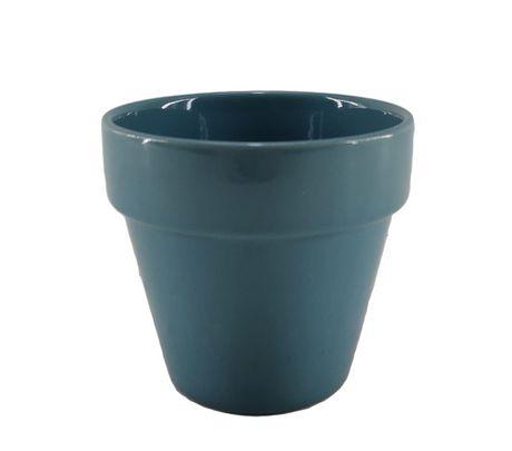 Pot classique en céramique de 10,2 cm - image 1 de 2
