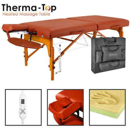 Volante Heated Top Lx 31 Quot Portable Massage Table Package