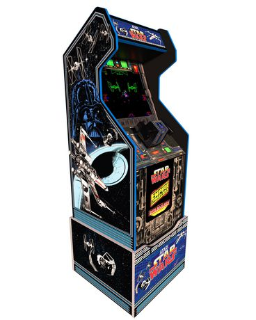 Arcade1Up The Star Wars™ At-Home Arcade Machine with Custom Riser - image 1 of 1