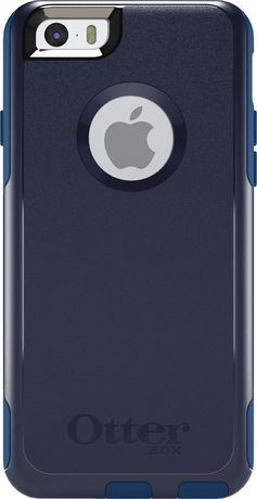 Étui OtterBox de la série Commuter pour iPhone 6, bleu - image 1 de 2
