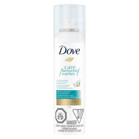 Dove Dry Shampoo Coconut 142g - image 2 of 7