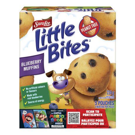 Sara Lee® Little Bites™ Blueberry Muffins - image 1 of 7