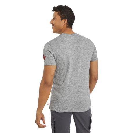 T-shirt à encolure ronde Canadiana pour hommes - image 3 de 6