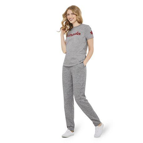 T-shirt à encolure ronde Canadiana pour femmes - image 5 de 6