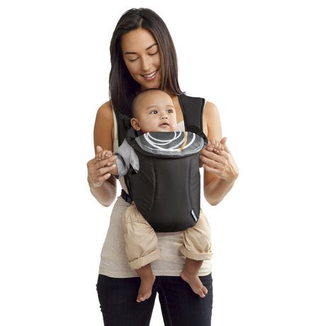 evenflo snugli baby carrier instructions