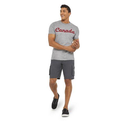 T-shirt à encolure ronde Canadiana pour hommes - image 5 de 6
