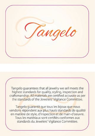 "Tangelo Amazonite and Green Tassel Sterling Silver Endless Dove Charm Bracelet, 20"" - image 4 of 4"