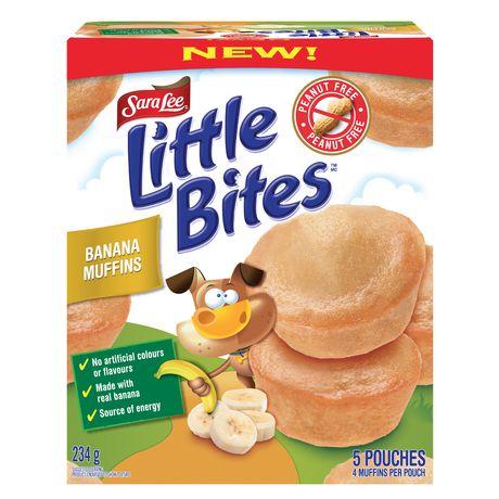 Sara Lee® Little Bites™ Banana Muffins - image 1 of 7