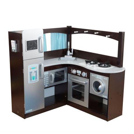 Kidkraft grand gourmet kitchen walmart canada for Kids kitchen set canada