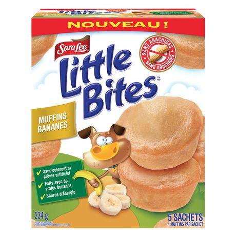 Sara Lee® Little Bites™ Banana Muffins - image 6 of 7