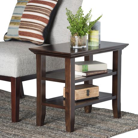 petite table d 39 appoint normandy de wyndenhall walmart canada. Black Bedroom Furniture Sets. Home Design Ideas