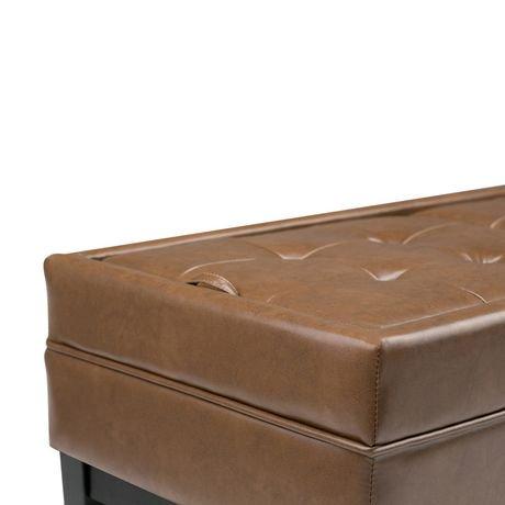 barrington grand banc ottoman de rangement walmart canada