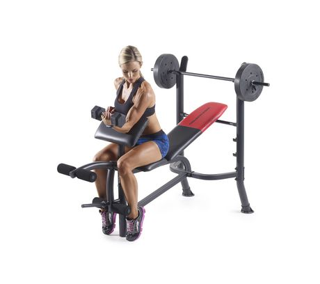 Weider Pro 265 Weight Bench - image 4 of 5