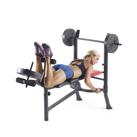 Weider Pro 265 Weight Bench - image 5 of 5