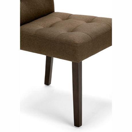 Jefferson chaise d ner ens de deux walmart canada - Achat de tissus en ligne canada ...