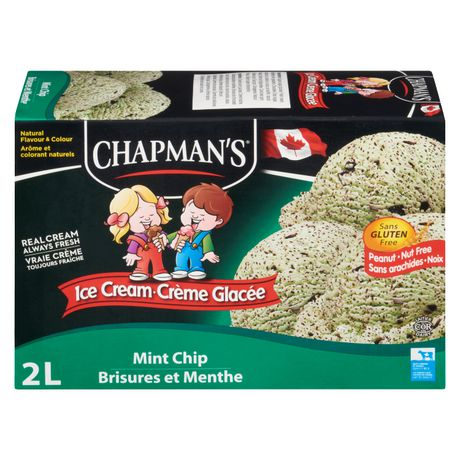 Chapman's Original Mint Chip Ice Cream - image 1 of 2